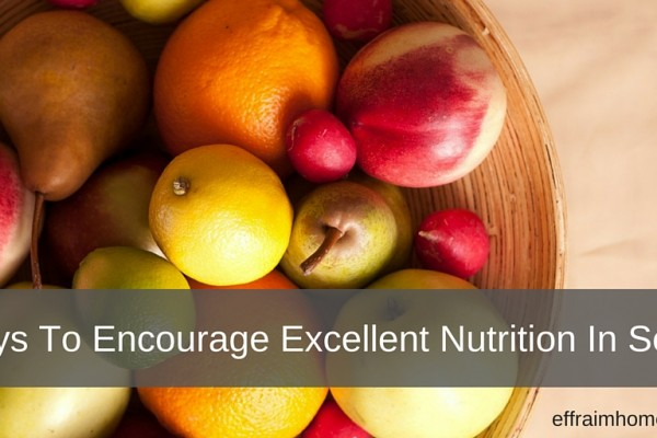 5 Ways To Encourage Excellent Nutrition In Seniors